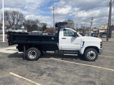 2020 Silverado 4500 Regular Cab DRW 4x2,  Galion 100U Dump Body #LH241569 - photo 6