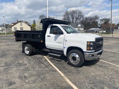 2020 Silverado 4500 Regular Cab DRW 4x2,  Galion 100U Dump Body #LH241569 - photo 7