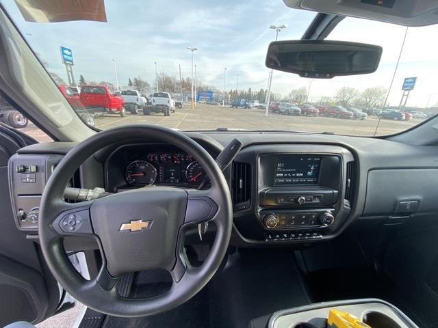 2020 Silverado 4500 Regular Cab DRW 4x2,  Galion 100U Dump Body #LH241570 - photo 10