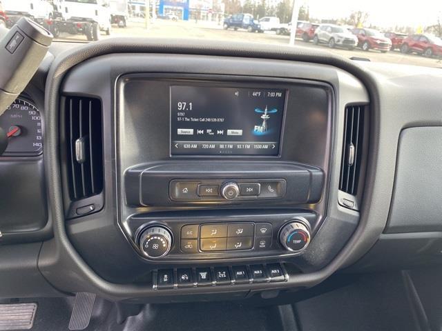 2020 Silverado 4500 Regular Cab DRW 4x2,  Galion 100U Dump Body #LH241570 - photo 11