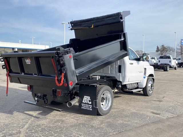 2020 Silverado 4500 Regular Cab DRW 4x2,  Galion 100U Dump Body #LH241570 - photo 5
