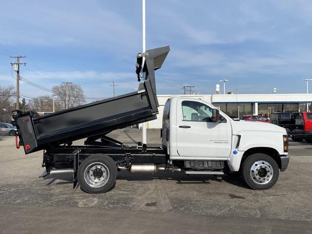 2020 Silverado 4500 Regular Cab DRW 4x2,  Galion 100U Dump Body #LH241570 - photo 6