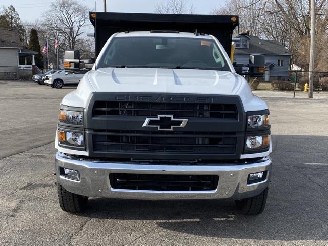 2020 Silverado 4500 Regular Cab DRW 4x2,  Galion 100U Dump Body #LH241570 - photo 8