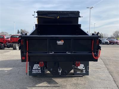 2020 Silverado 4500 Regular Cab DRW 4x2,  Galion 100U Dump Body #LH241570 - photo 3