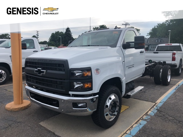 2020 Chevrolet Silverado 5500 Regular Cab DRW 4x2, Stellar Industries Flex36 Roll-Off #LH241572 - photo 1