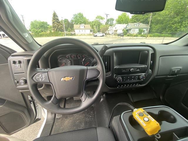 2020 Silverado 5500 Regular Cab DRW 4x2,  Wil-Ro Contractor Dump Body #LH244137 - photo 16