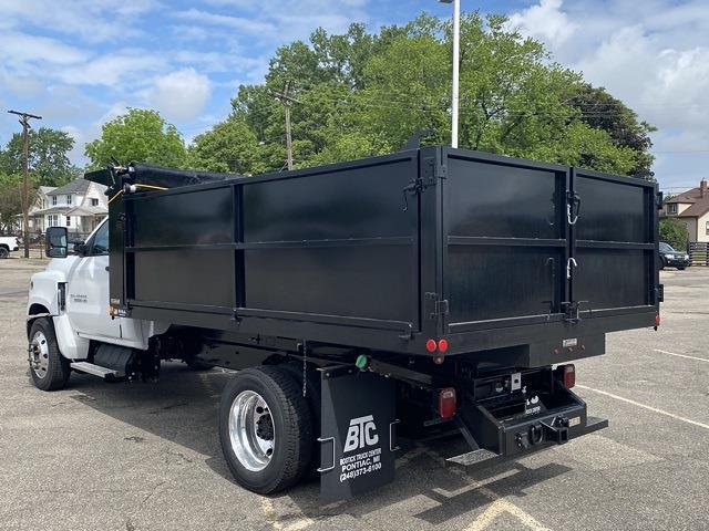 2020 Silverado 5500 Regular Cab DRW 4x2,  Wil-Ro Contractor Dump Body #LH244137 - photo 2