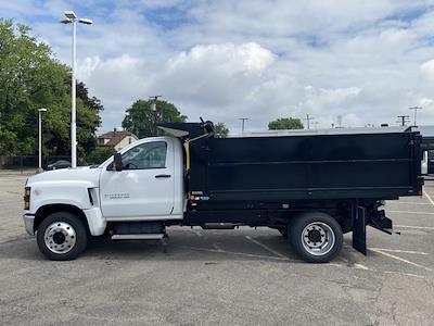 2020 Silverado 5500 Regular Cab DRW 4x2,  Wil-Ro Contractor Dump Body #LH244137 - photo 5