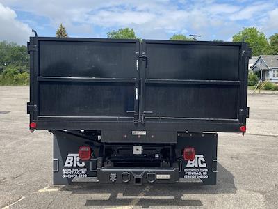 2020 Silverado 5500 Regular Cab DRW 4x2,  Wil-Ro Contractor Dump Body #LH244137 - photo 7