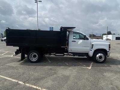 2020 Silverado 5500 Regular Cab DRW 4x2,  Wil-Ro Contractor Dump Body #LH244137 - photo 11