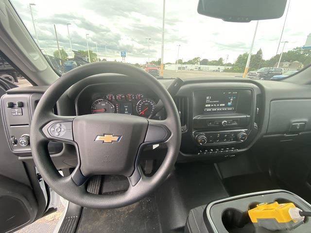 2020 Chevrolet Silverado 5500 Regular Cab DRW 4x2, Cab Chassis #LH244139 - photo 11