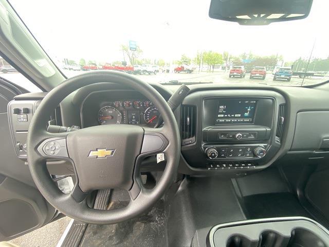 2020 Chevrolet Silverado 5500 Regular Cab DRW 4x2, Cab Chassis #LH244140 - photo 10