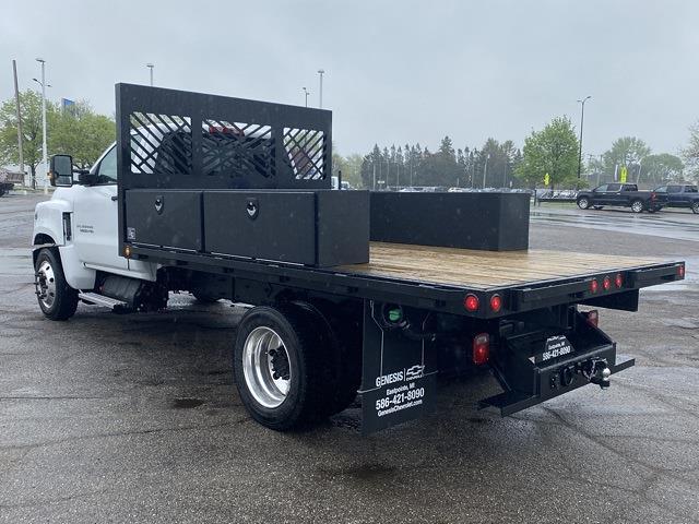2020 Silverado 5500 Regular Cab DRW 4x2,  Cadet Truck Bodies Phoenix Platform Body #LH244140 - photo 2