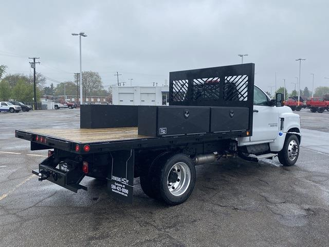 2020 Silverado 5500 Regular Cab DRW 4x2,  Cadet Truck Bodies Phoenix Platform Body #LH244140 - photo 5