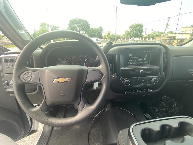 2020 Chevrolet Silverado 5500 Regular Cab DRW 4x2, Cab Chassis #LH244141 - photo 10