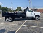2020 Silverado 5500 Regular Cab DRW 4x4,  Galion PLD Dump Body #LH299905 - photo 6