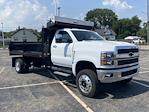2020 Silverado 5500 Regular Cab DRW 4x4,  Galion PLD Dump Body #LH299905 - photo 7