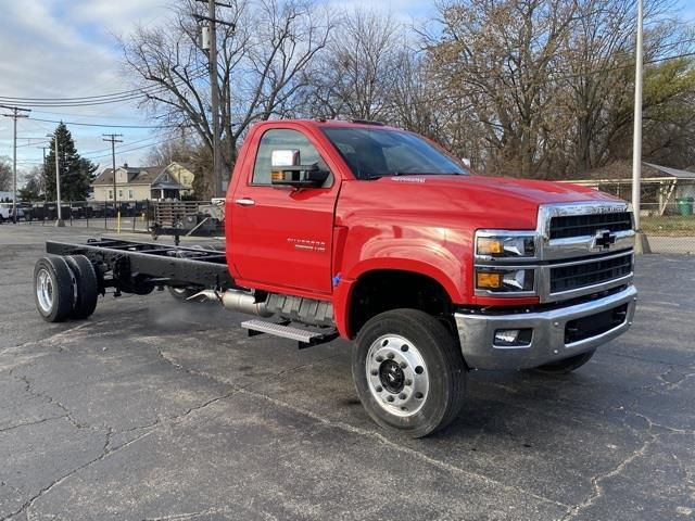 2020 Chevrolet Silverado 5500 Regular Cab DRW 4x4, Cab Chassis #LH299943 - photo 6