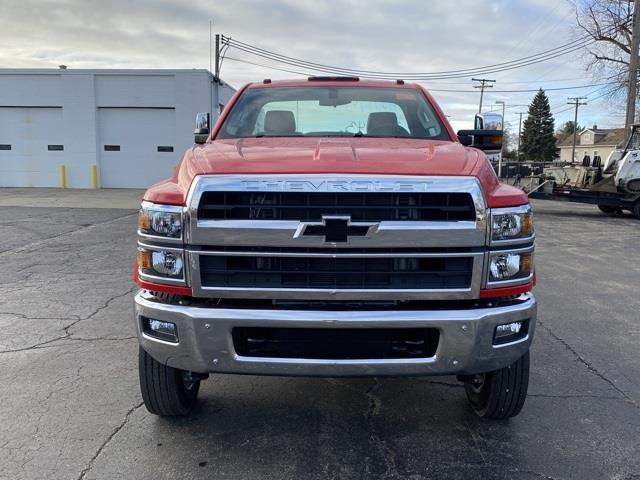 2020 Chevrolet Silverado 5500 Regular Cab DRW 4x4, Cab Chassis #LH299943 - photo 7