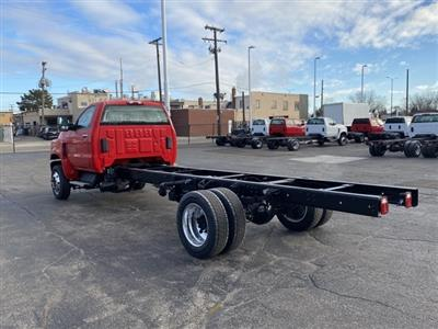 2020 Chevrolet Silverado 5500 Regular Cab DRW 4x4, Cab Chassis #LH299943 - photo 2
