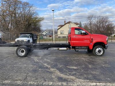 2020 Chevrolet Silverado 5500 Regular Cab DRW 4x4, Cab Chassis #LH299943 - photo 5
