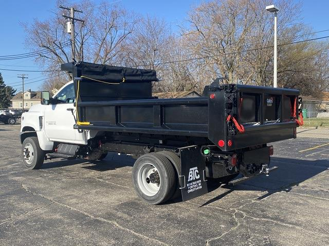 2020 Chevrolet Silverado 5500 Regular Cab DRW 4x4, Galion Dump Body #LH301710 - photo 1
