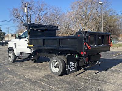 2020 Chevrolet Silverado 5500 Regular Cab DRW 4x4, Cab Chassis #LH301710 - photo 4