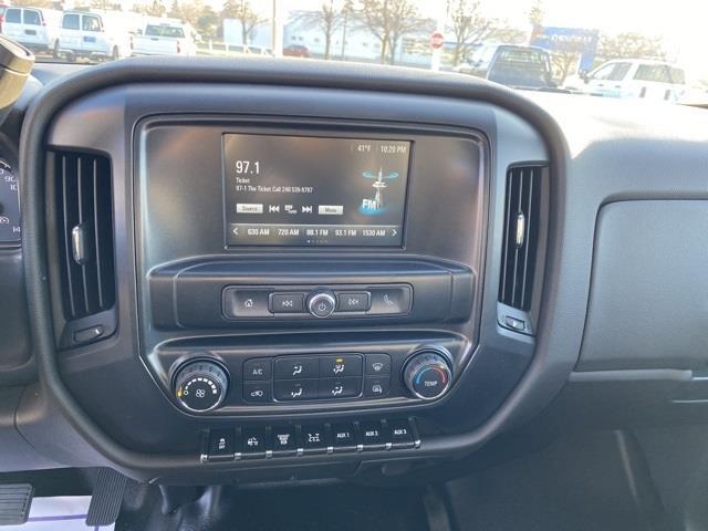 2020 Chevrolet Silverado 5500 Regular Cab DRW 4x4, TruckCraft Dump Body #LH301712 - photo 11