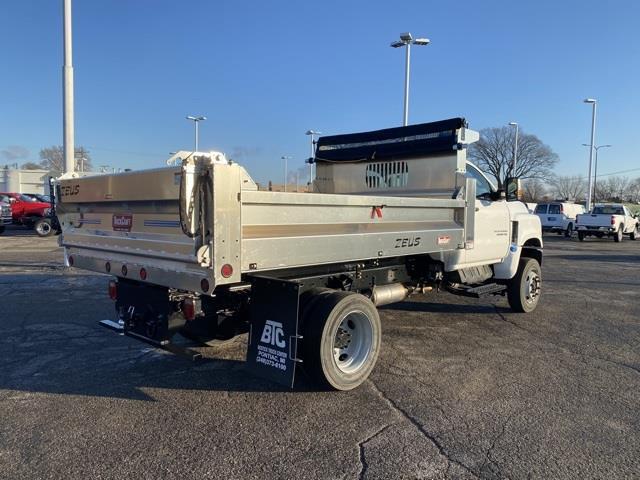 2020 Chevrolet Silverado 5500 Regular Cab DRW 4x4, TruckCraft Dump Body #LH301712 - photo 5