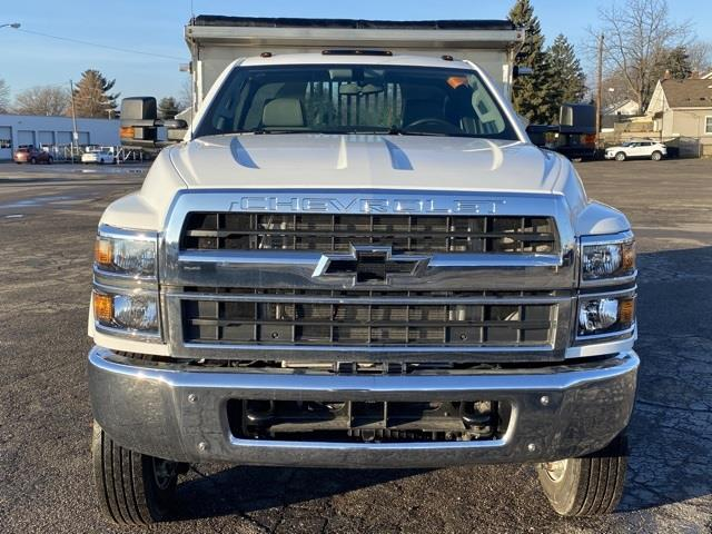 2020 Chevrolet Silverado 5500 Regular Cab DRW 4x4, TruckCraft Dump Body #LH301712 - photo 8