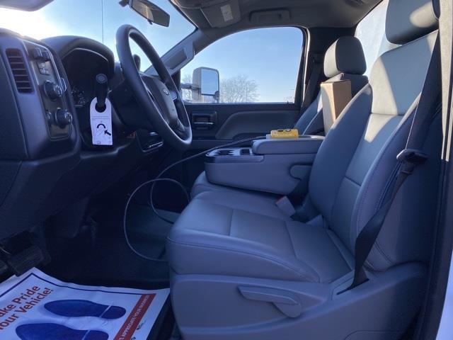2020 Chevrolet Silverado 5500 Regular Cab DRW 4x4, TruckCraft Dump Body #LH301712 - photo 9