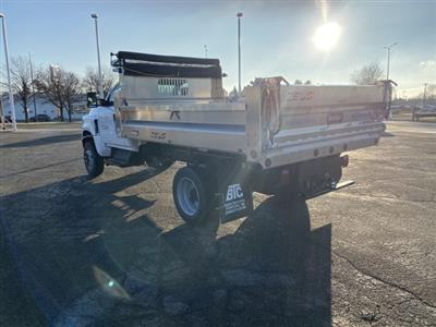 2020 Chevrolet Silverado 5500 Regular Cab DRW 4x4, TruckCraft Dump Body #LH301712 - photo 2