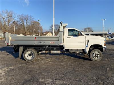 2020 Chevrolet Silverado 5500 Regular Cab DRW 4x4, TruckCraft Dump Body #LH301712 - photo 6
