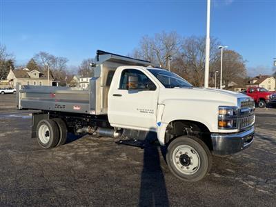 2020 Chevrolet Silverado 5500 Regular Cab DRW 4x4, TruckCraft Dump Body #LH301712 - photo 7