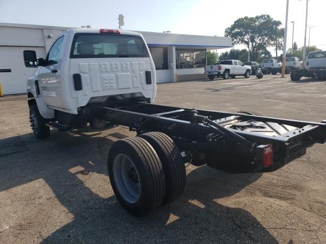 2020 Chevrolet Silverado 5500 Regular Cab DRW 4x4, Cab Chassis #LH302883 - photo 1