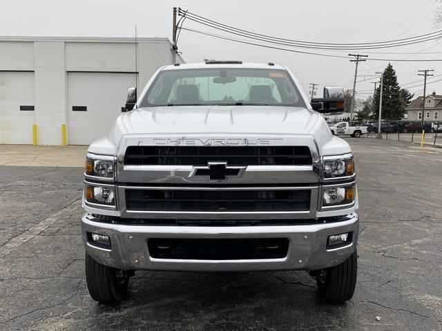 2020 Chevrolet Silverado 6500 Regular Cab DRW 4x4, Cab Chassis #LH307949 - photo 7