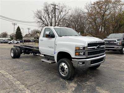 2020 Chevrolet Silverado 6500 Regular Cab DRW 4x4, Cab Chassis #LH307949 - photo 6