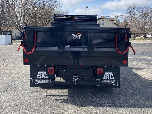 2020 Silverado 6500 Regular Cab DRW 4x4,  Galion PLD Dump Body #LH307950 - photo 4