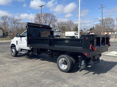 2020 Silverado 6500 Regular Cab DRW 4x4,  Galion PLD Dump Body #LH307950 - photo 2