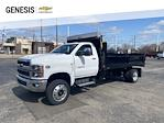 2020 Silverado 6500 Regular Cab DRW 4x4,  Galion PLD Dump Body #LH307950 - photo 1