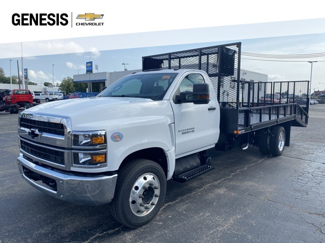 2020 Chevrolet Silverado 5500 Regular Cab DRW 4x2, Wil-Ro Dovetail Landscape #LH616361 - photo 1
