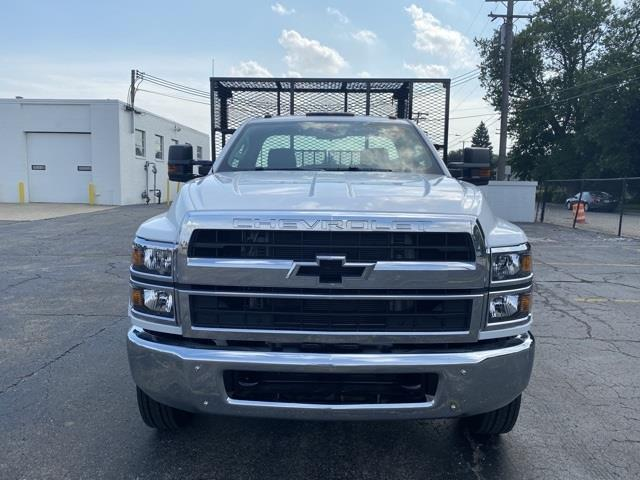 2020 Chevrolet Silverado 5500 Regular Cab DRW 4x2, Wil-Ro Removable Dovetail Landscape #LH616361 - photo 8