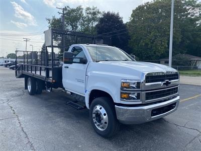 2020 Chevrolet Silverado 5500 Regular Cab DRW 4x2, Wil-Ro Removable Dovetail Landscape #LH616361 - photo 7