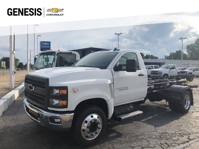 2020 Chevrolet Silverado 5500 Regular Cab DRW 4x2, Switch N Go Hooklift Body #LH617189 - photo 1