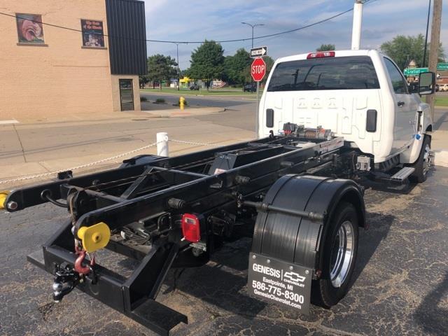 2020 Chevrolet Silverado 5500 Regular Cab DRW 4x2, Switch N Go Drop Box Roll-Off #LH617189 - photo 8