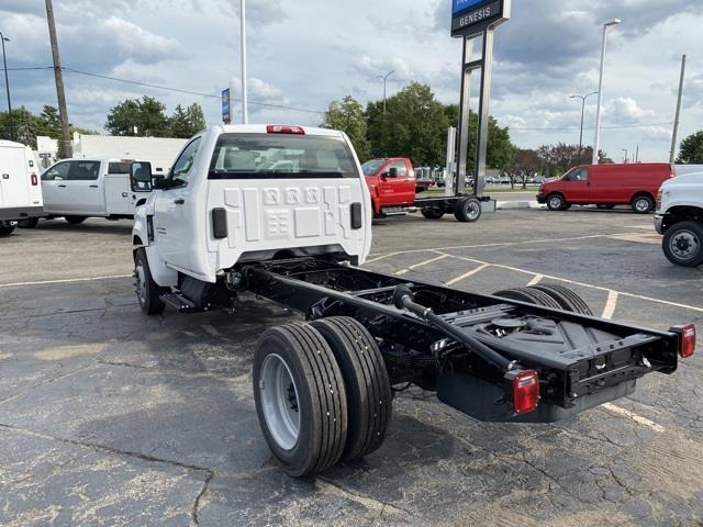 2020 Chevrolet Silverado 5500 Regular Cab DRW 4x2, Cab Chassis #LH626438 - photo 1