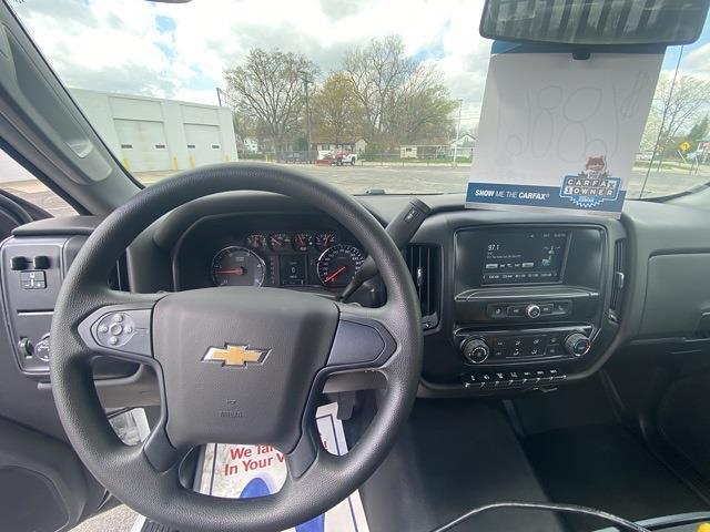 2020 Silverado 5500 Regular Cab DRW 4x2,  TruckCraft Dump Body #LH626841 - photo 10