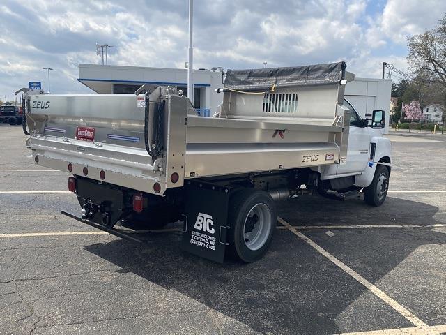 2020 Silverado 5500 Regular Cab DRW 4x2,  TruckCraft Dump Body #LH626841 - photo 5
