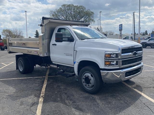 2020 Chevrolet Silverado 5500 Regular Cab DRW 4x2, TruckCraft Dump Body #LH626841 - photo 7