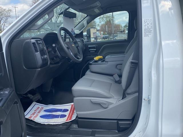 2020 Silverado 5500 Regular Cab DRW 4x2,  TruckCraft Dump Body #LH626841 - photo 9
